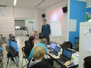 Coderetreat Turku - Presentation of BoostTurku