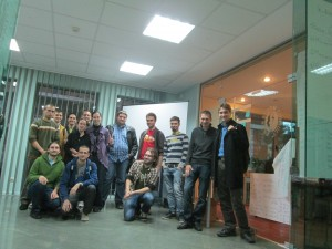 First Balkan Coderetreat in Sofia - Group Picture