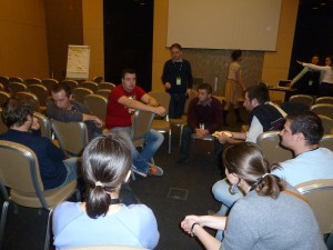 Happy Networking at Open Agile Cluj 2012