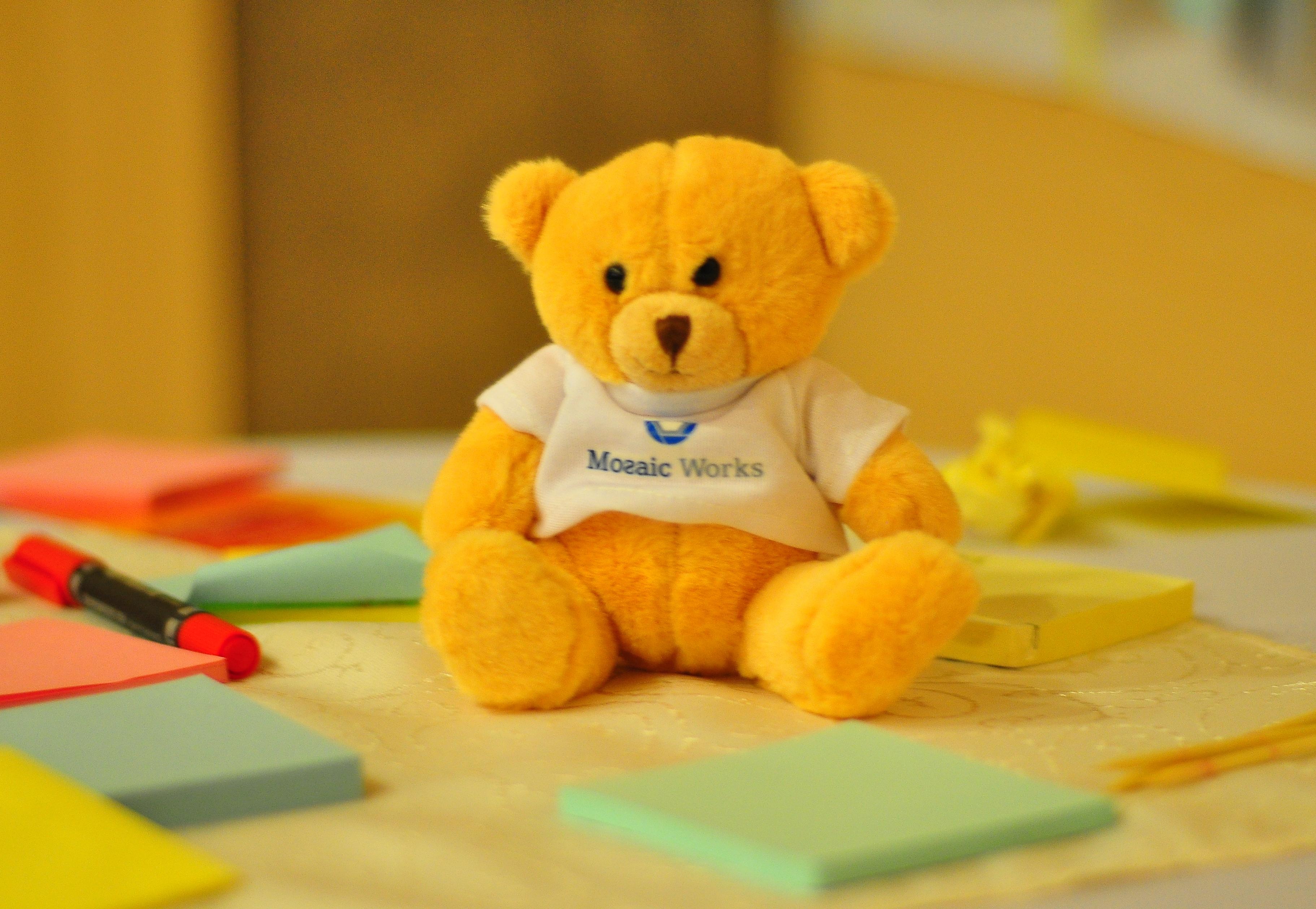 teddy bear pair programming by adrian bolboaca