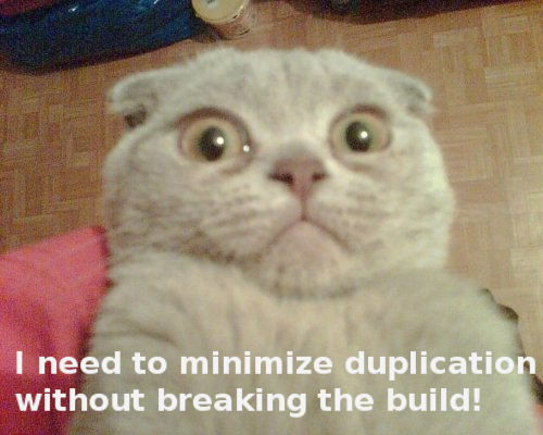 minimize-duplication