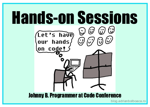 Hands on Sessions