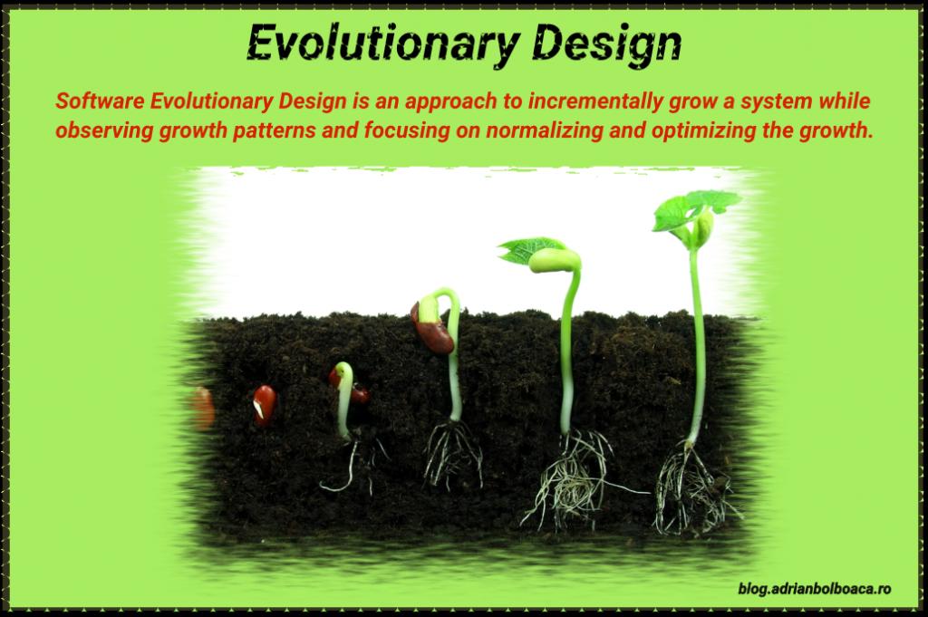Evolutionary Design